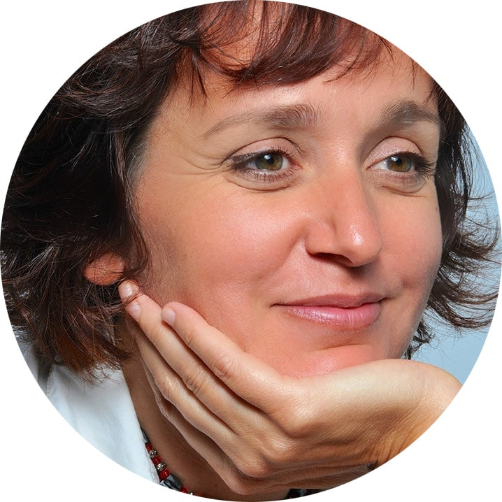 portrait Sandrine Bigot