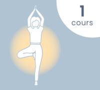 1 cours de Yoga