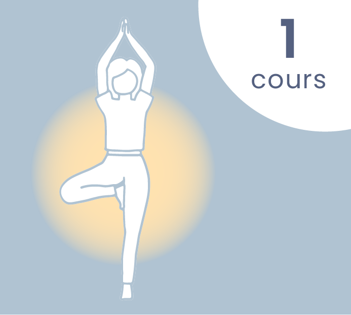 1 cours de yoga en visio