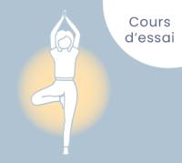 Cours d'essai de yoga