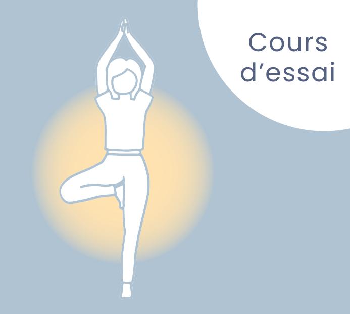 cours d'essai Yoga