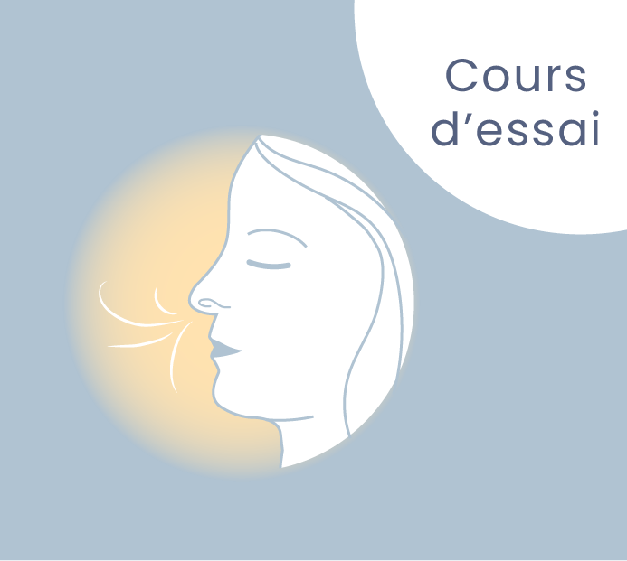 cours d'essai respiration / relaxation